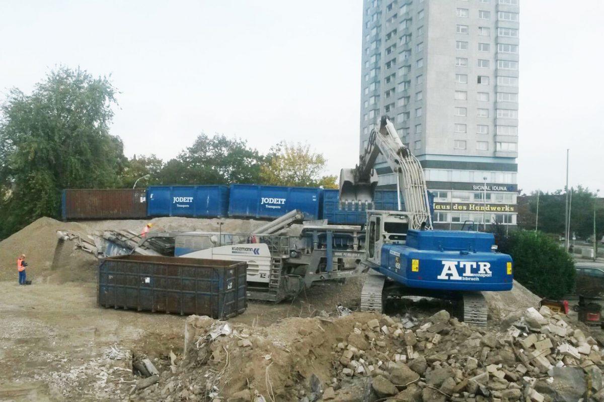 ATR Sottrum Bauschuttrecycling